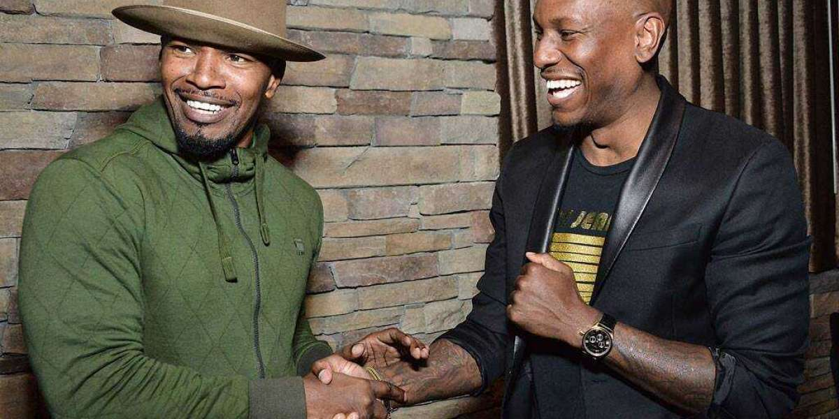 Jamie Foxx calls out Tyrese Gibson for racially-charged Instagram posts about South Africa