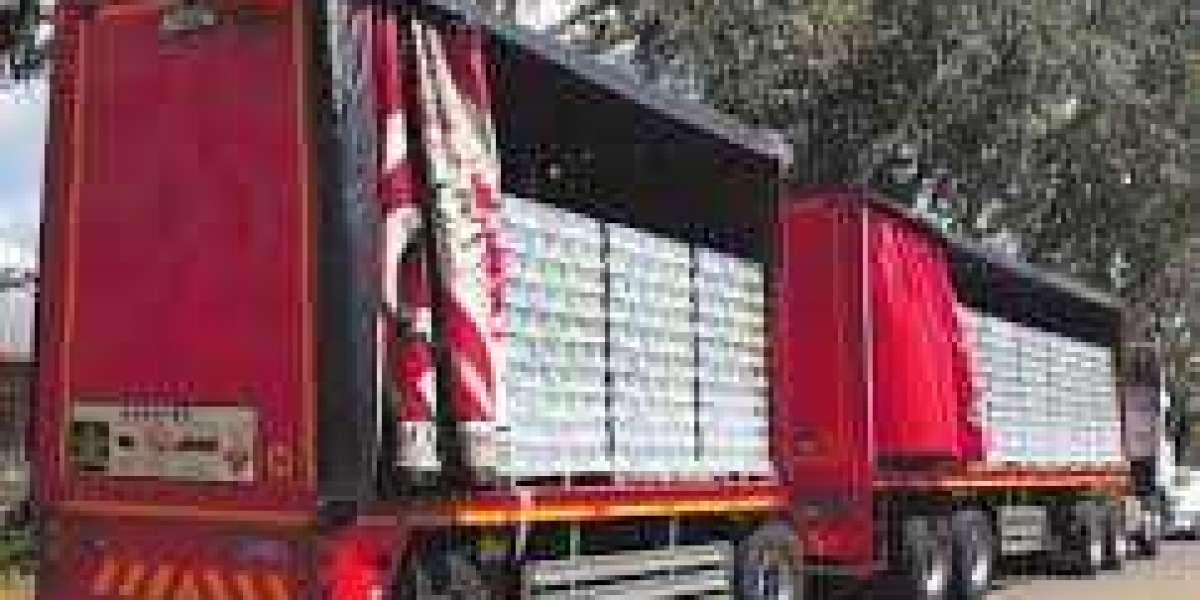 Two SAB Trucks impounded and drivers arrested with beer worth more than R50 million