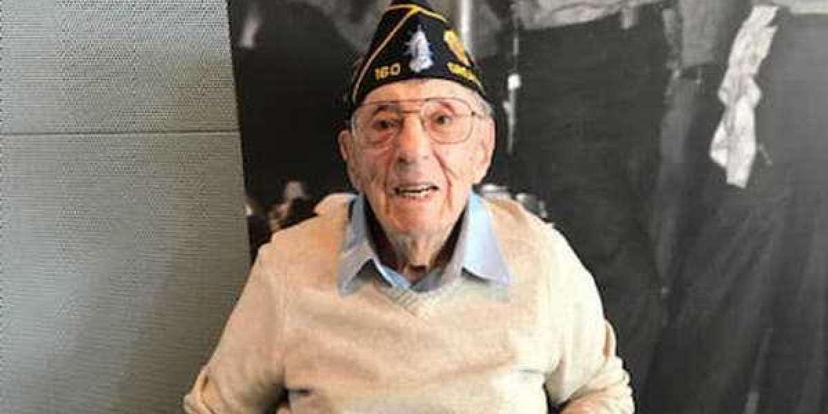 Coronavirus kills WWII veteran 100 years after twin died of Spanish flu