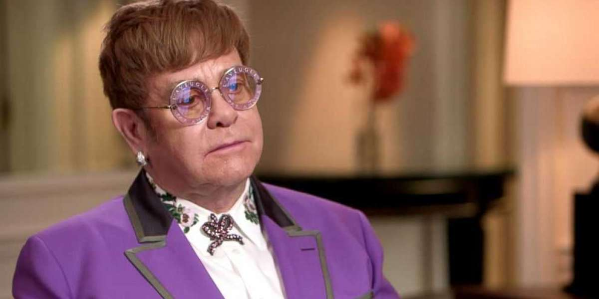 Sir Elton John receives apology from Government