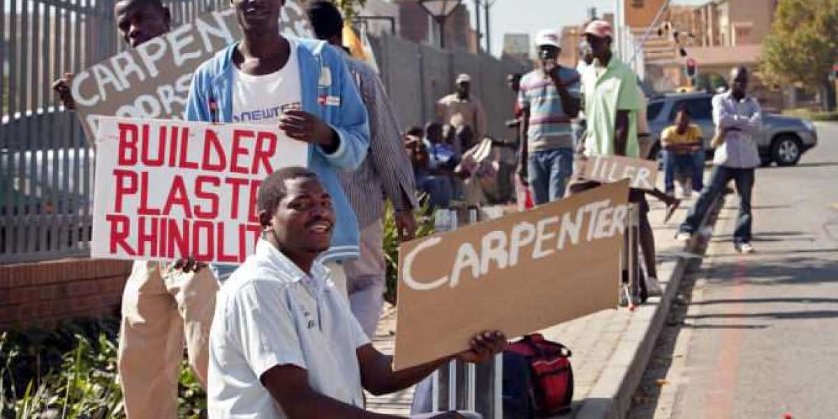 South Africa's unemployment rate jumps to 30.1%