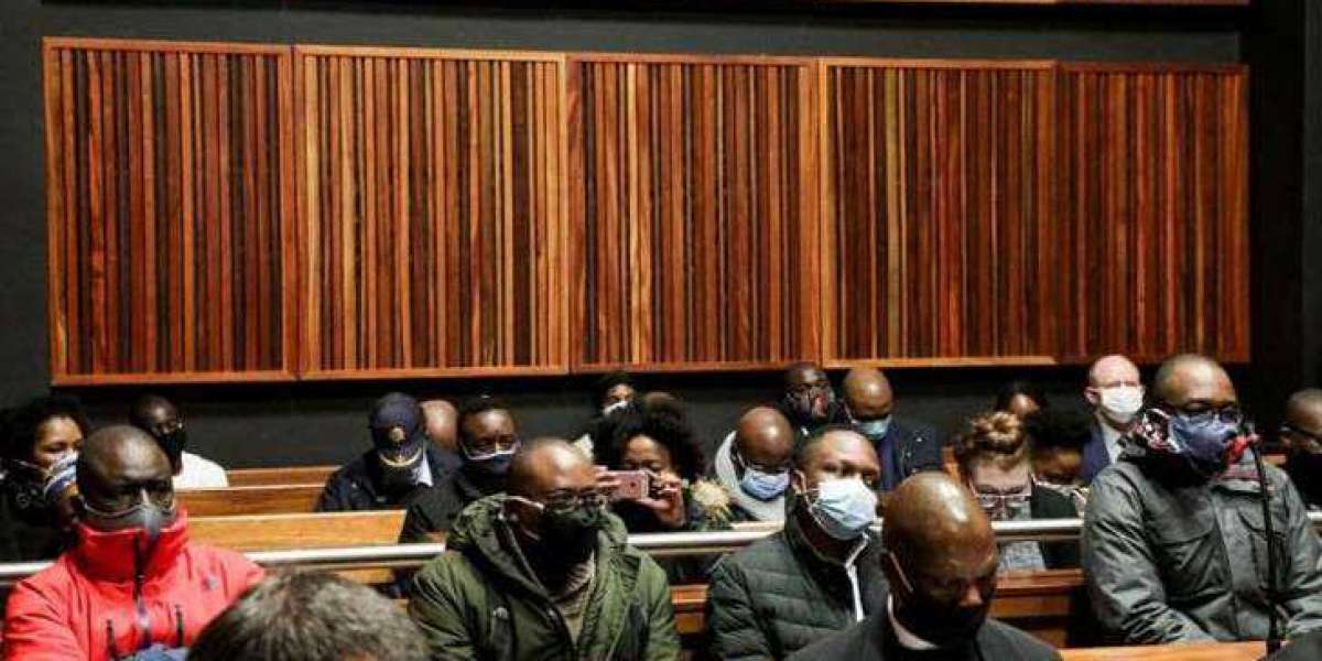 7 VBS Bank accused granted R100k bail each