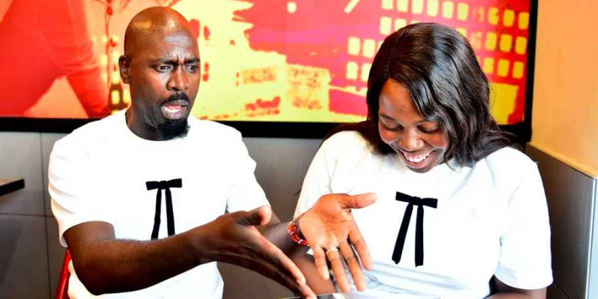 KFC couple Nonhlanhla Soldaat and Hector Mkansi set to tie the knot on 31 December