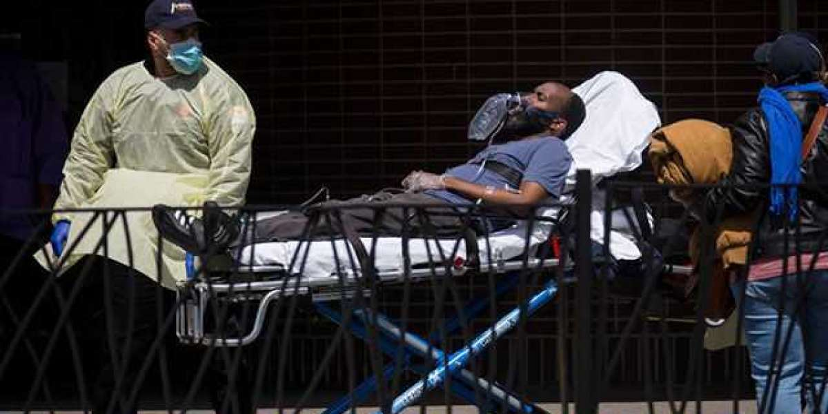 Blacks Are Dying At Twice The Rate Of Whites From Coronavirus In New York City