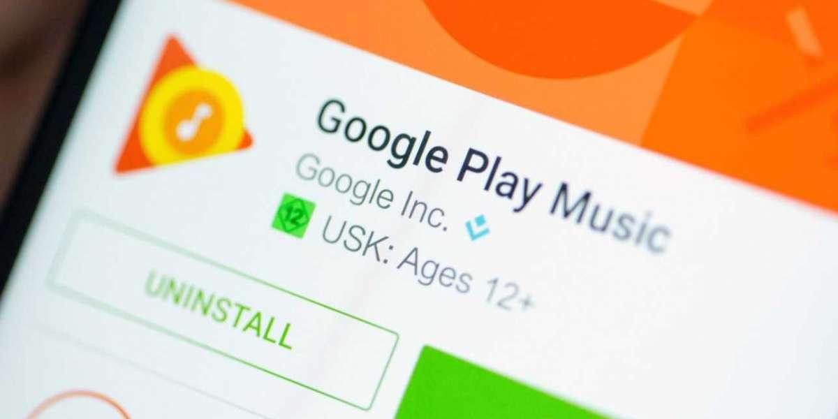 Google Play Music to shut down this year
