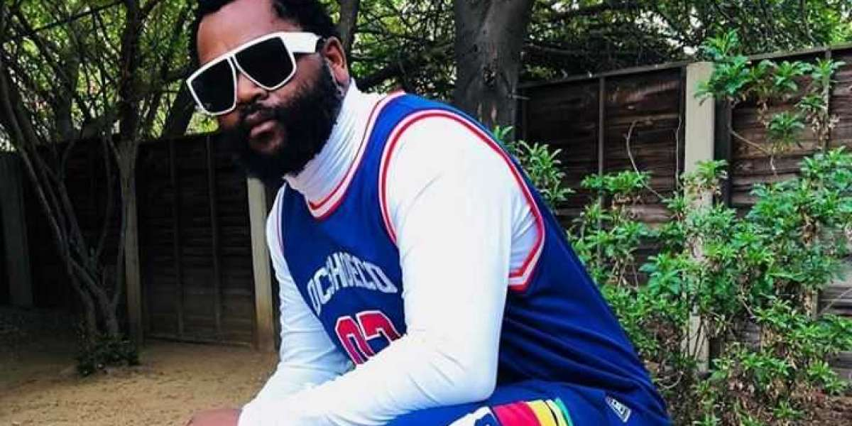 Sjava hands legal documents to South African Police