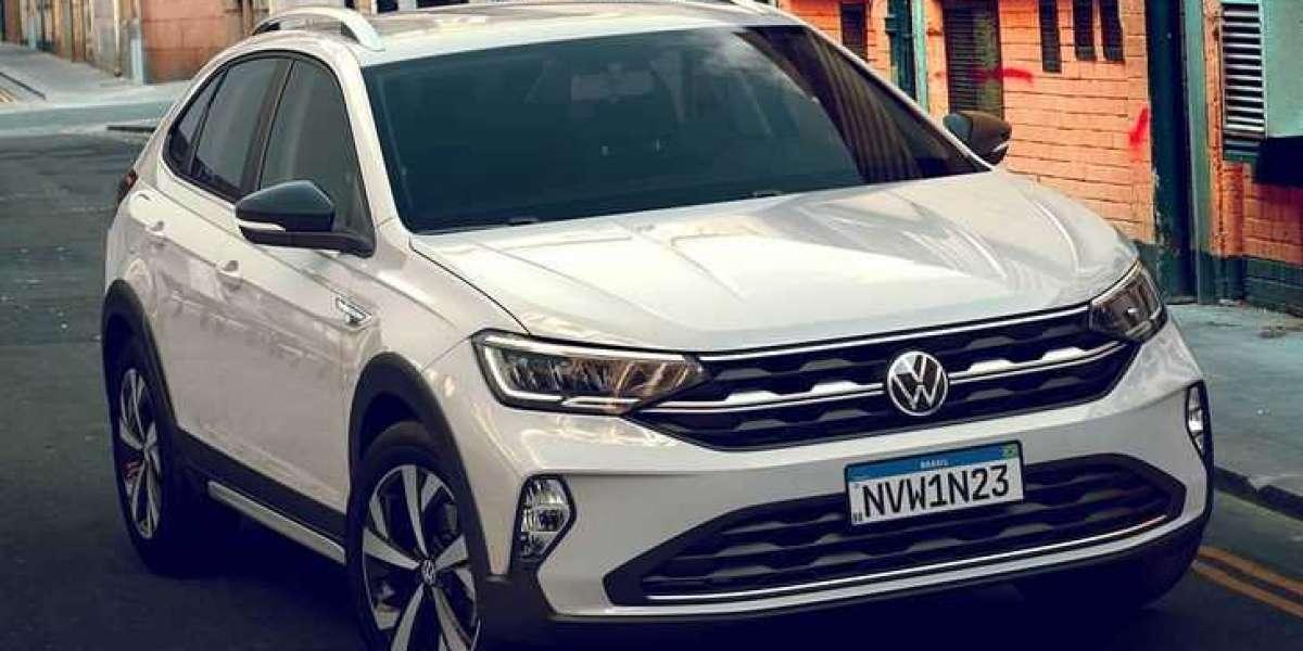 Volkswagen Reveals the new Nivus SUV