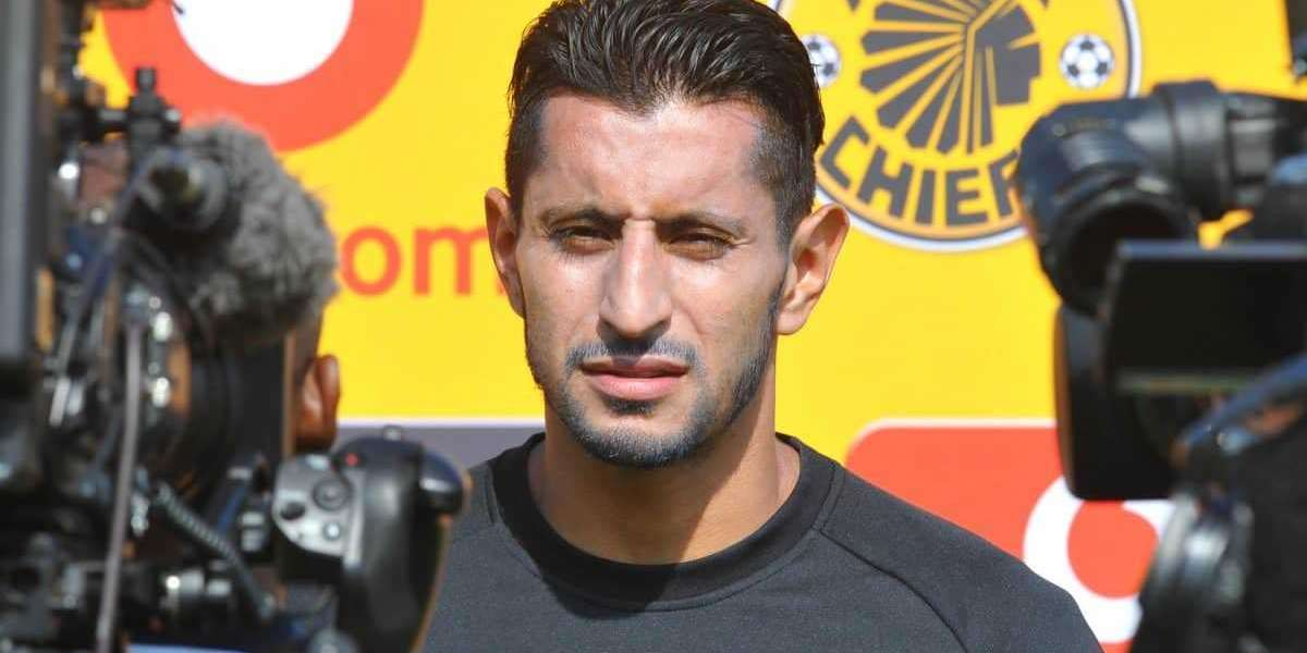 Leonardo Castro signs two-year contract extension at Kaizer Chiefs