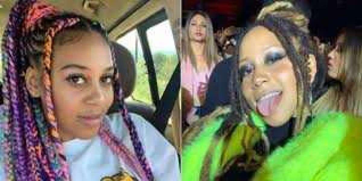 Twitter attacks woman who denies she looks like Sho Madjozi