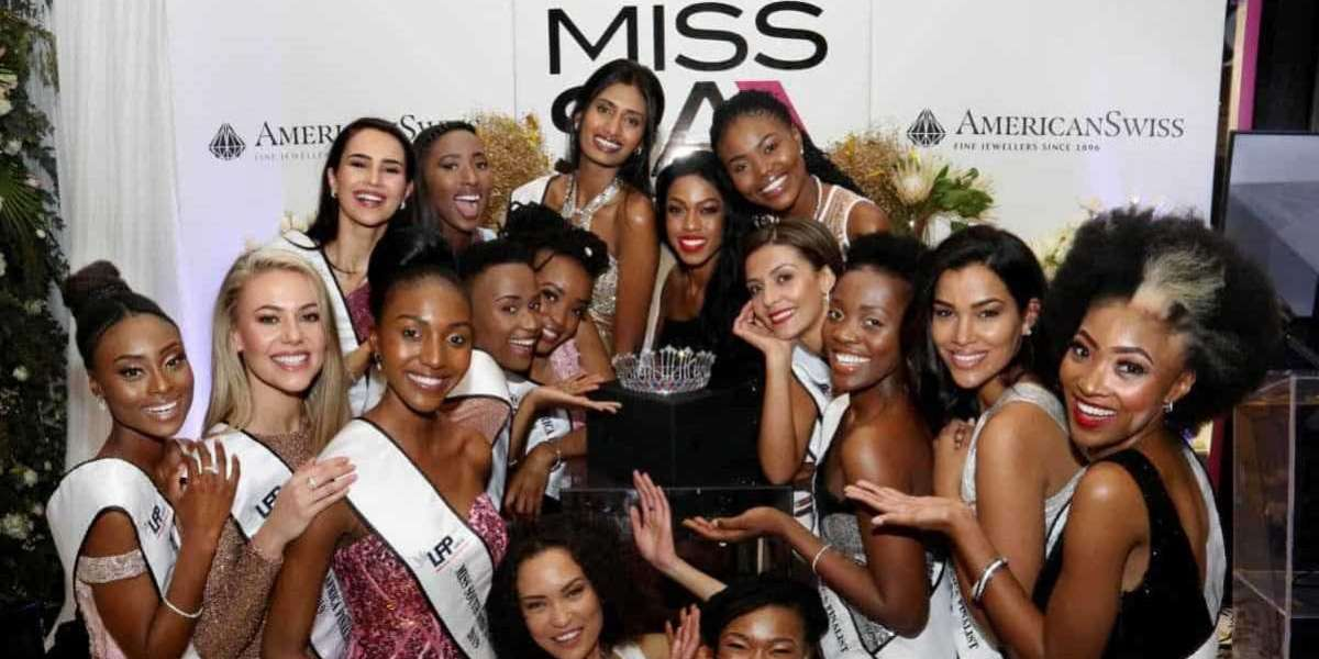 Miss South Africa Pageant goes digital
