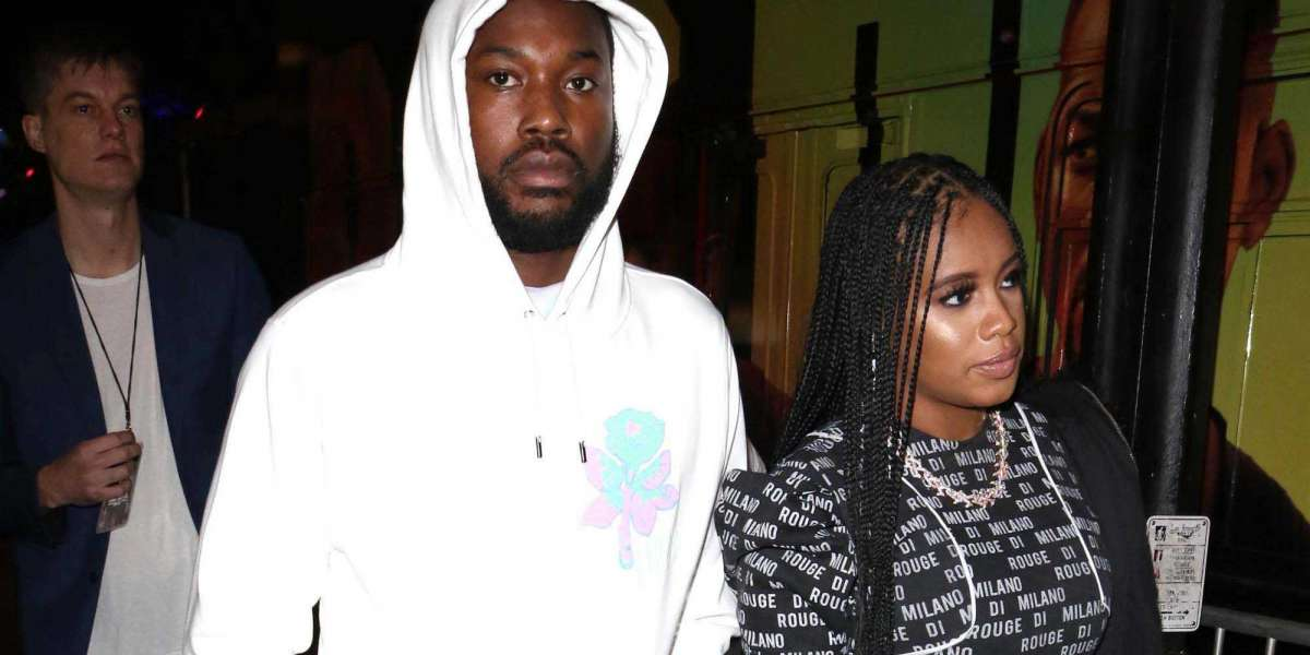 Meek Mill splits from girlfriend Milan Harris