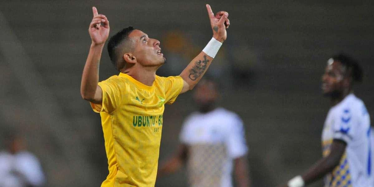 Mamelodi Sundowns striker Gaston Sirino found guilty of assault by Premier Soccer League