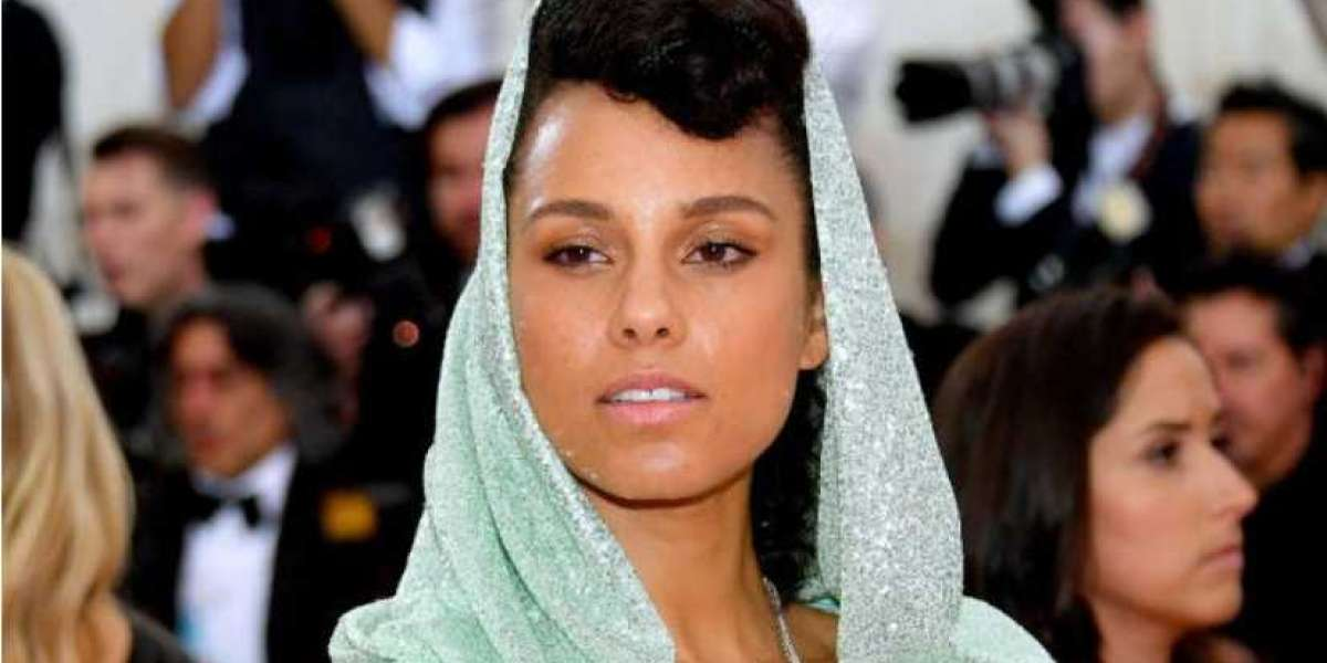 Alicia Keys Lands A Major Deal With E.L.F. Beauty Lifestyle Brand