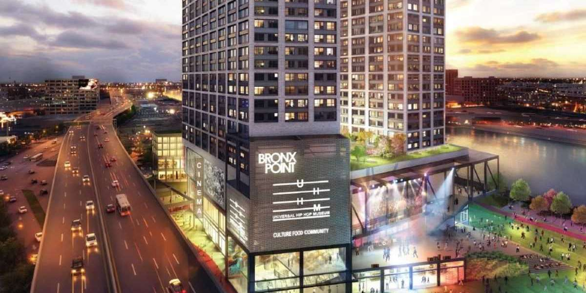 New York Planning To Build The Universal Hip Hop Museum