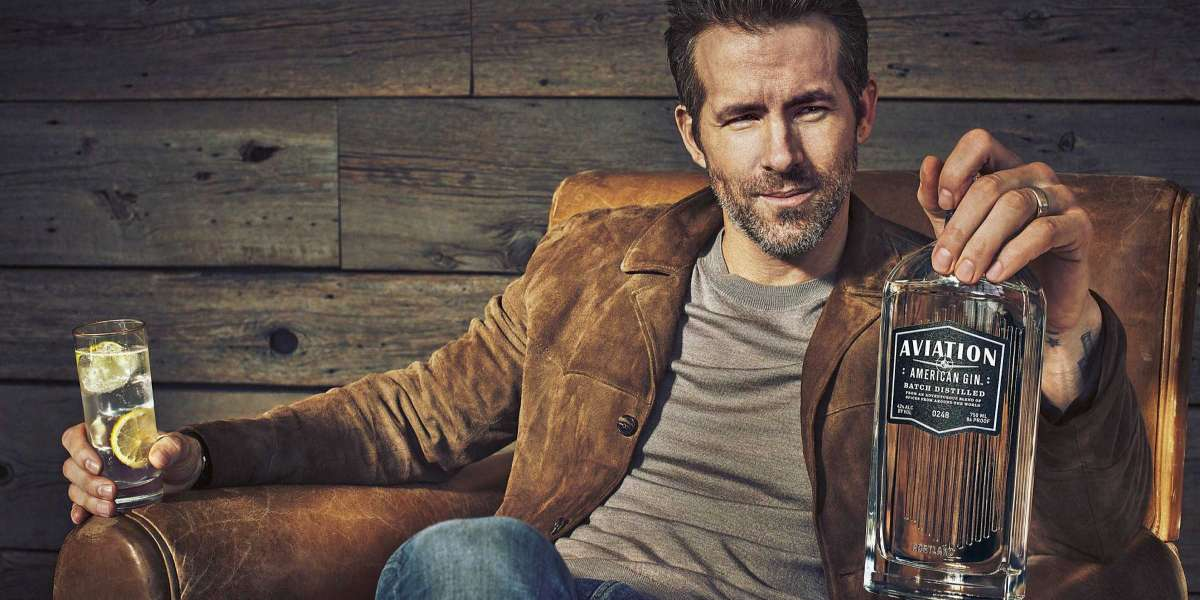 Diageo to pay $610m (£466m) for Ryan Reynolds' Aviation American Gin