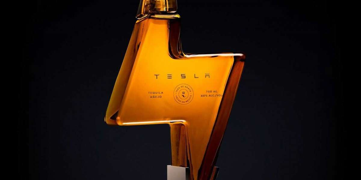 Tesla launches its own brand of tequila