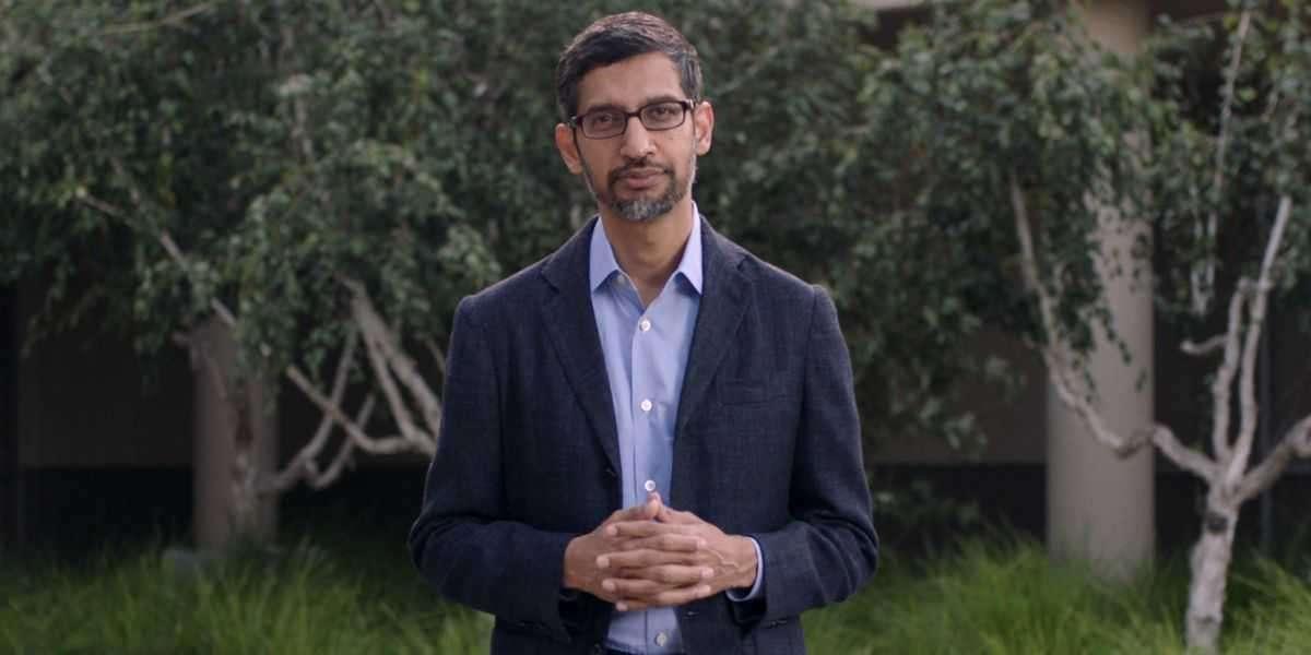Google CEO Sundar Pichai Apologizes For Company Handling Of Firing Black Employee