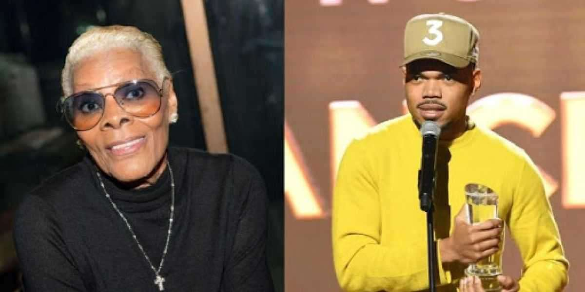 Dionne Warwick And Chance The Rapper Will Collaborate For Charity Single