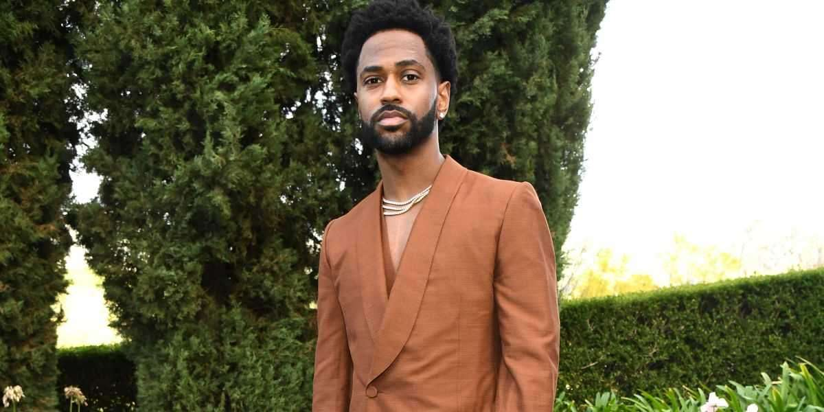 Big Sean Details How He Deals With Anxiety