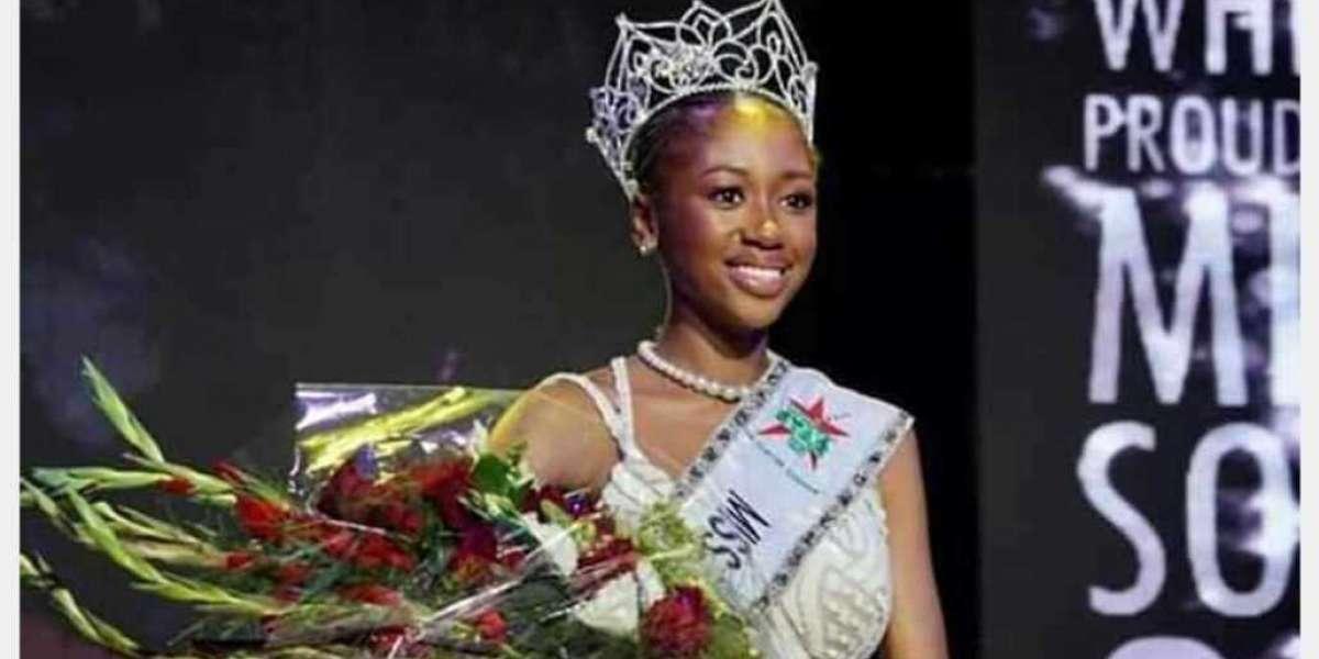 Thobile Steyn crowned Miss Soweto 2020