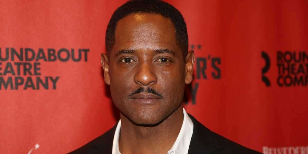 Blair Underwood Returns To 'L.A. Law' For A Sequel