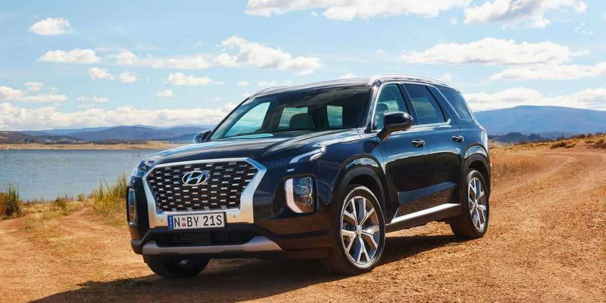 Hyundai Palisade premium SUV coming to South Africa