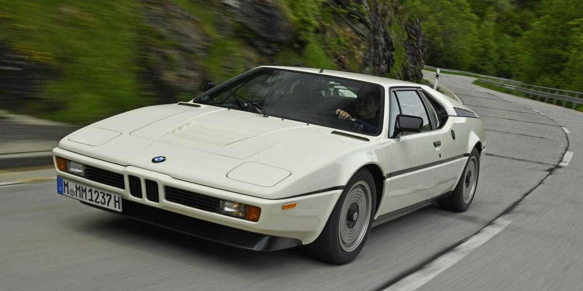 Paul Walker's BMW M1 up for grabs on BaT
