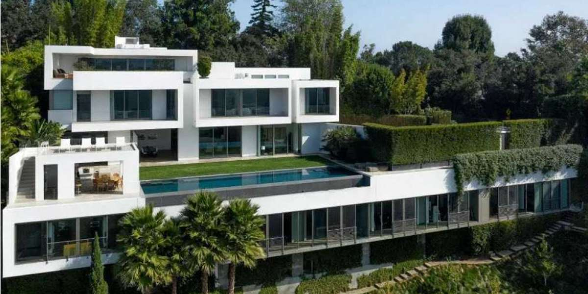 Trevor Noah buys R423 million Bel-Air Mansion