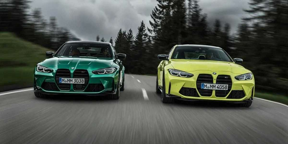 The New R1.9 Million BMW M3 and M4 for South Africa