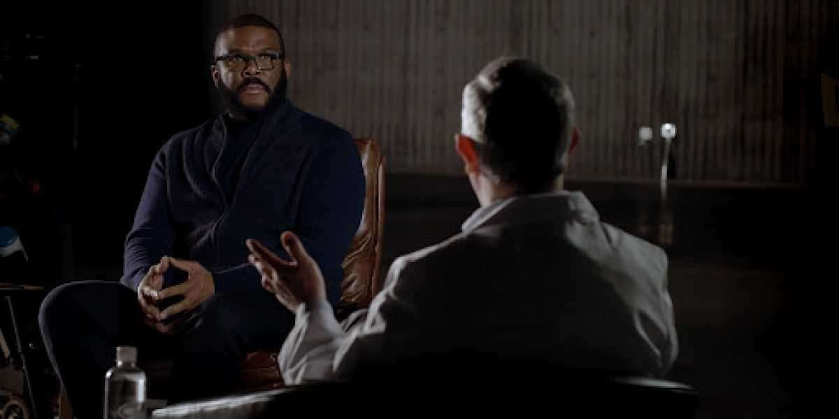 A Tyler Perry Special: COVID-19 Vaccine And The Black Community
