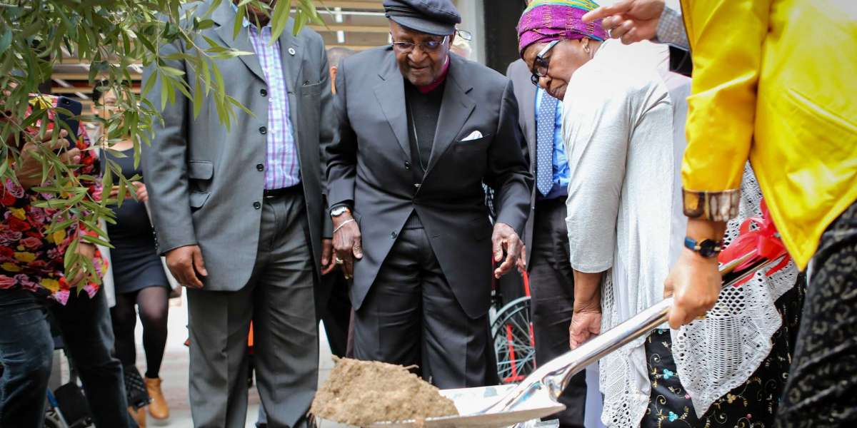 Archbishop Desmond Tutu enormous contribution to South African and World history