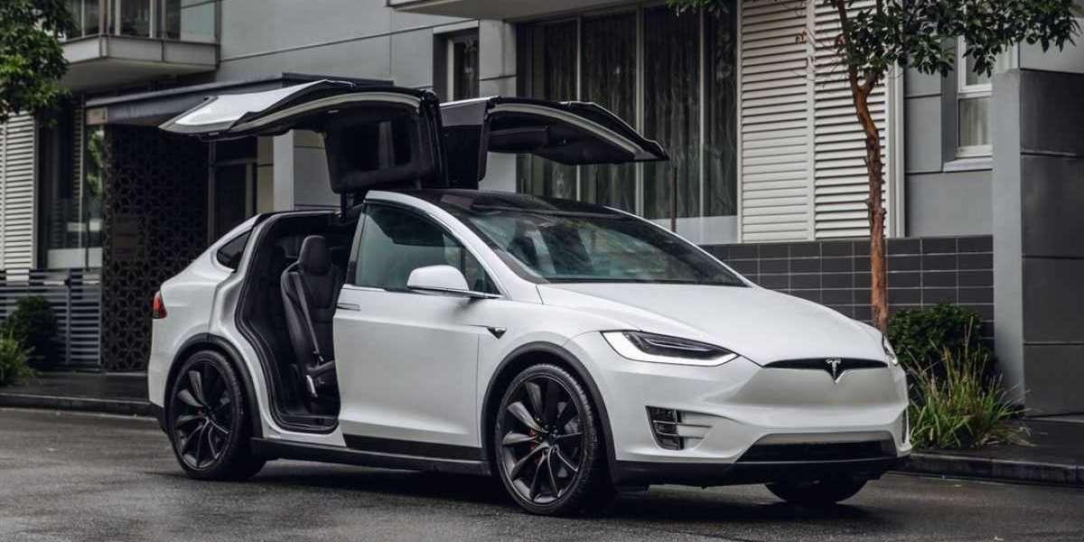 The 580kW Tesla Model X arrives in South Africa next week