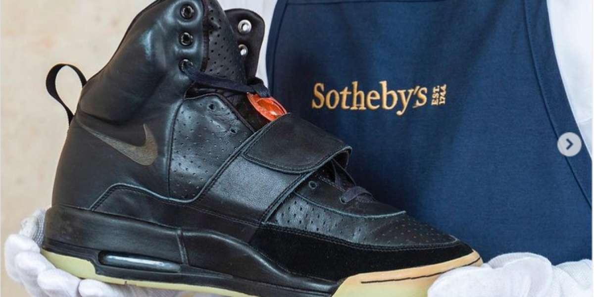 Kanye West Sneakers make history