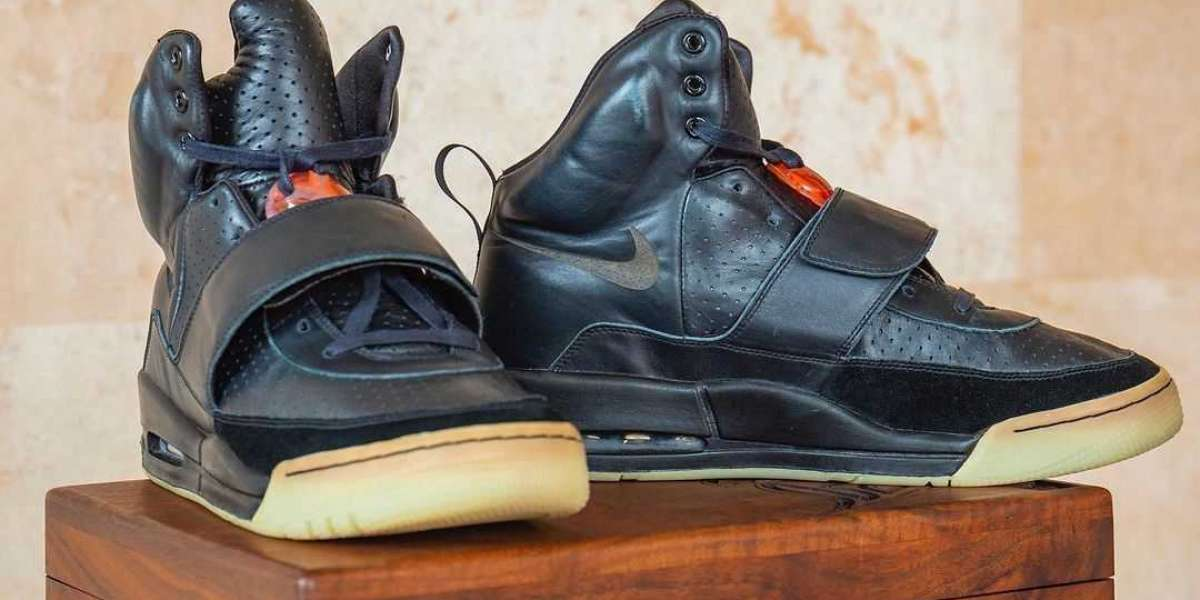 Kanye West's Nike Air Yeezy sneakers sell for record-breaking $1.8 million at private auction
