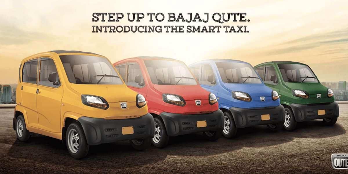 The R65,000 Bajaj Qute promises 35km per litre