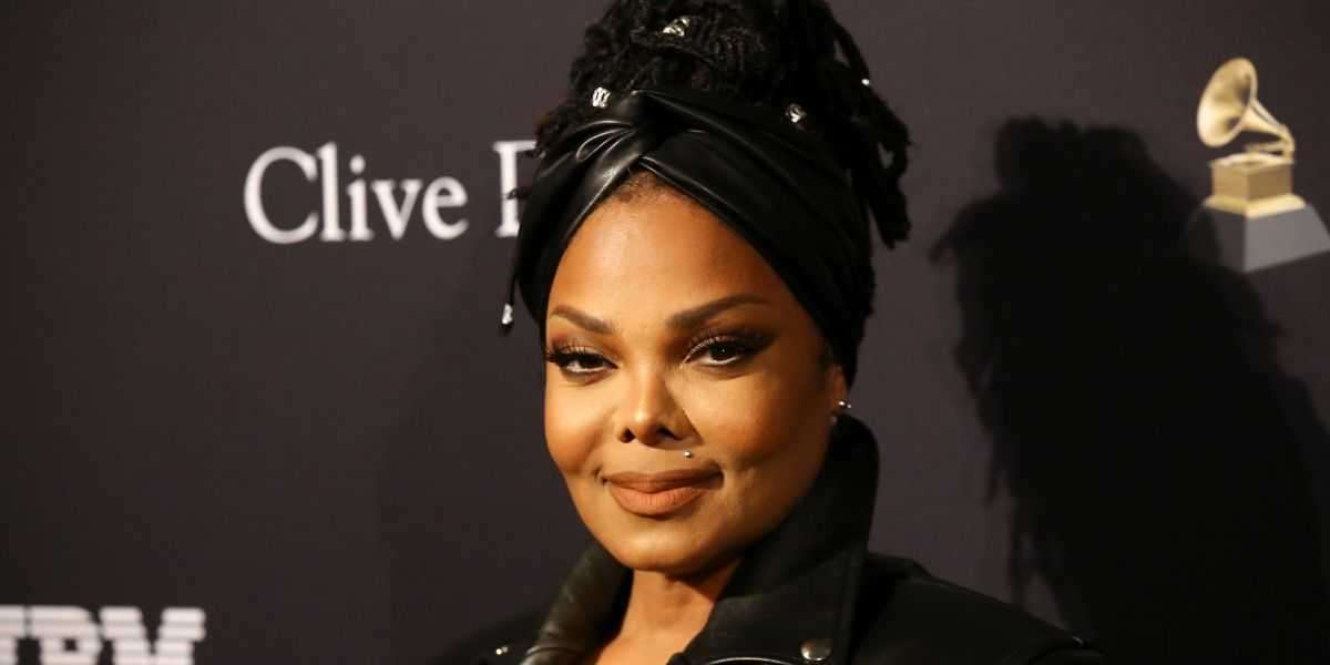 Janet Jackson's Iconic Outfit From The 'Scream' Video Sells For R176 Million