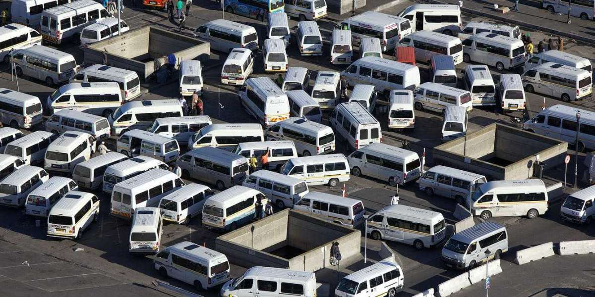 SARS targets taxi industry for tax avoidance