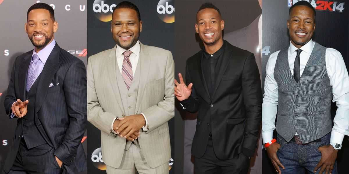 Marlon Wayans, Anthony Anderson, And More Rally Behind Will Smith