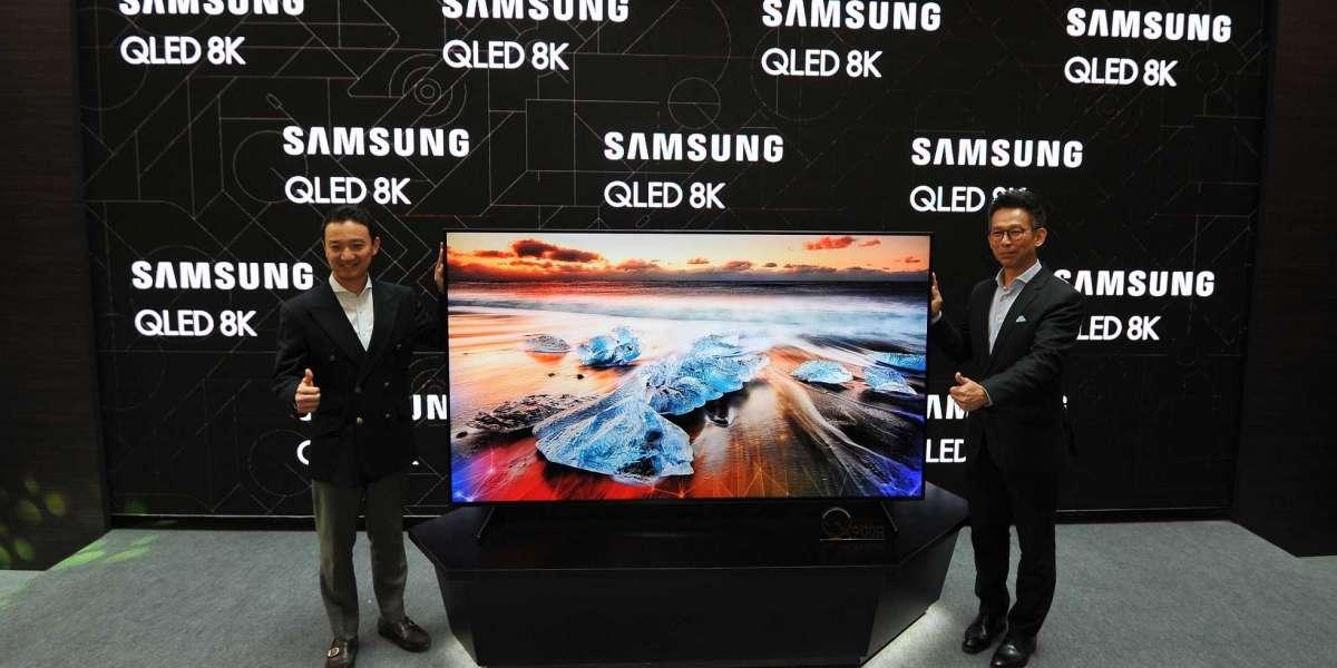 Get a R300,000.00 discount on a Samsung 98-inch 8K QLED TV