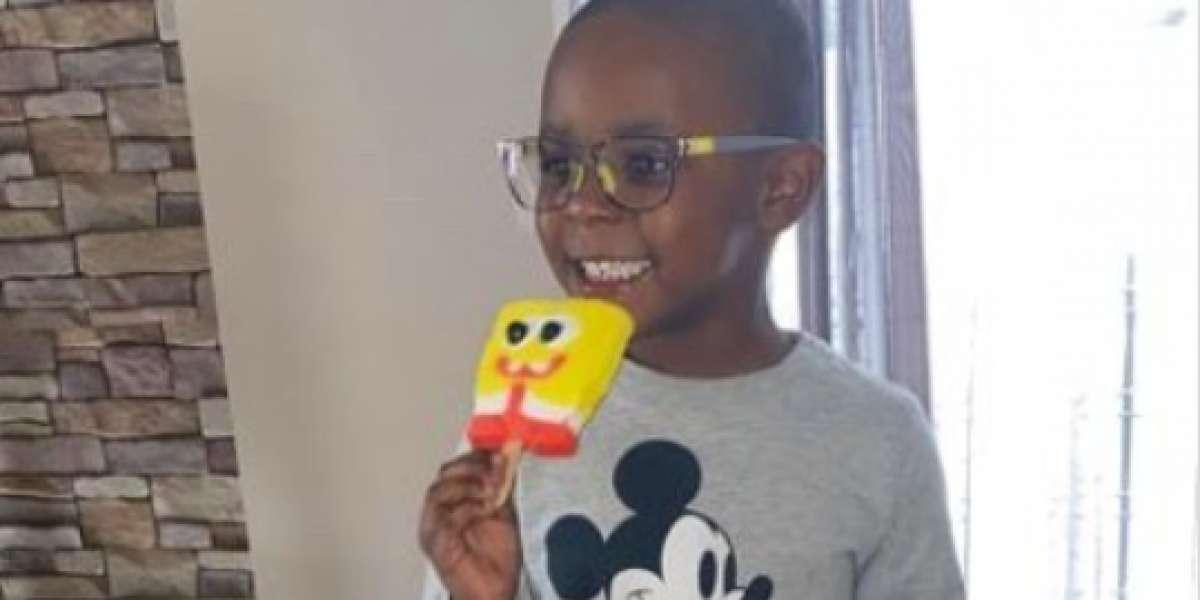 Four-Year-Old Noah Bryant Accidentally Racks Up R37K Worth Of SpongeBob Popsicles