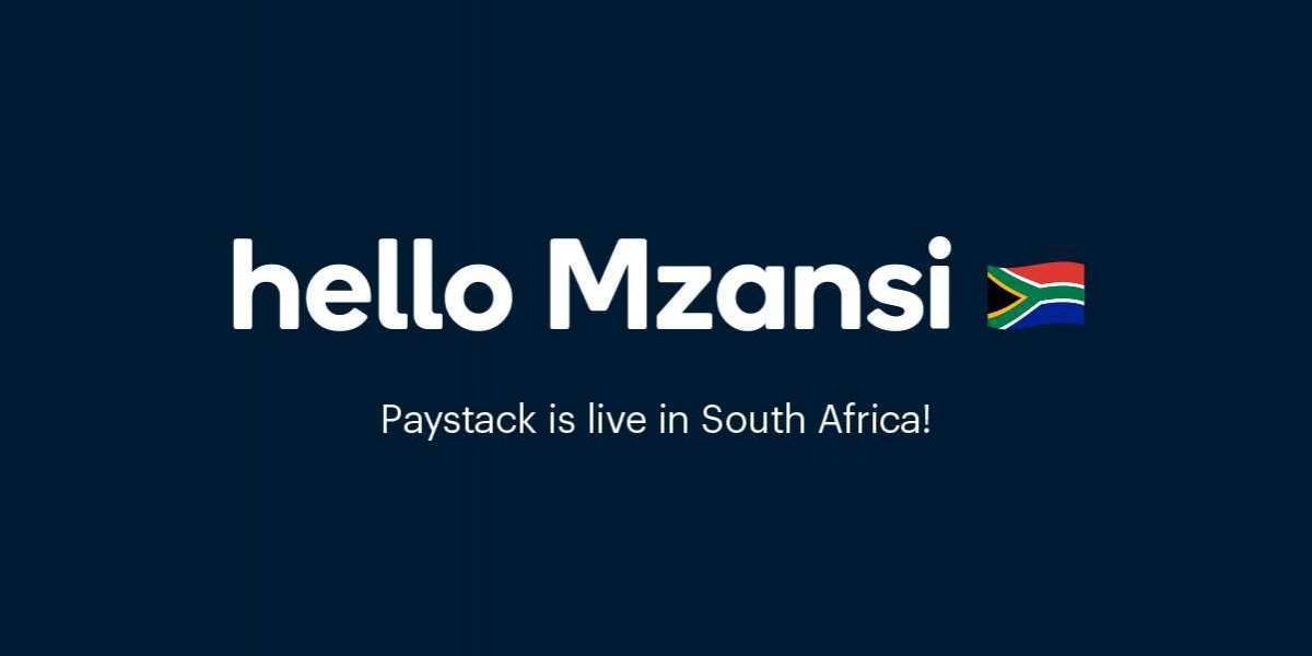 Paystack is live in South Africa for Businesses