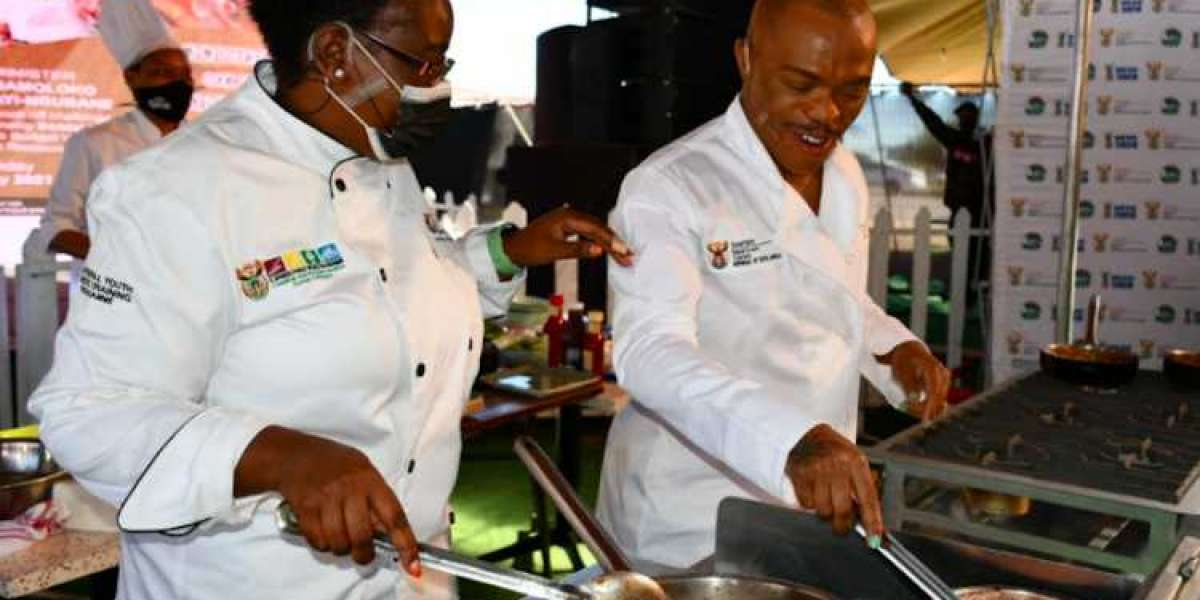 Somizi trends as 'Checkpoint' looks into what he was paid to do the cook-off with minister Kubayi-Ngubane