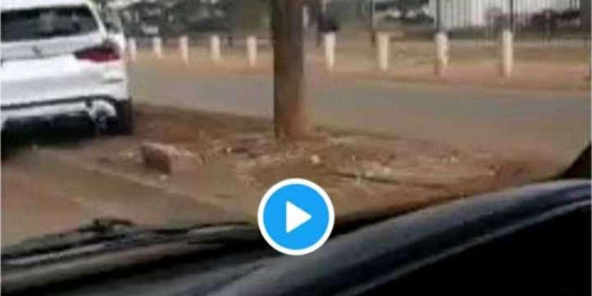 Brand New BMW Cars Destroyed In Pretoria