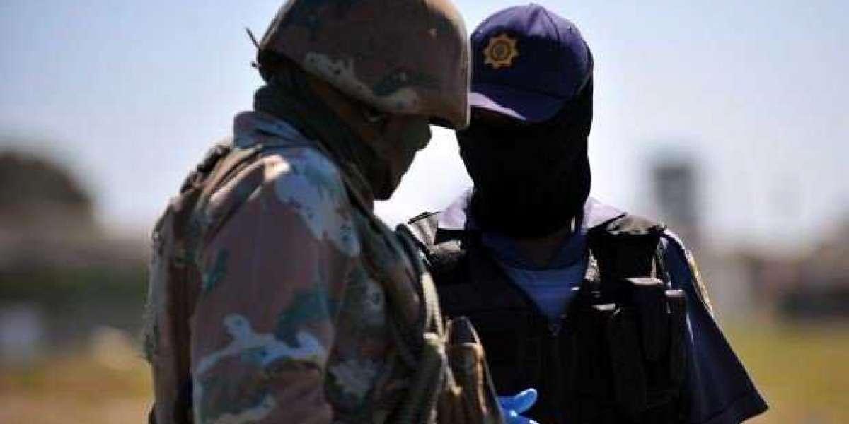 SANDF Captain arrested for Cash-In-Transit heist in Oudtshoorn