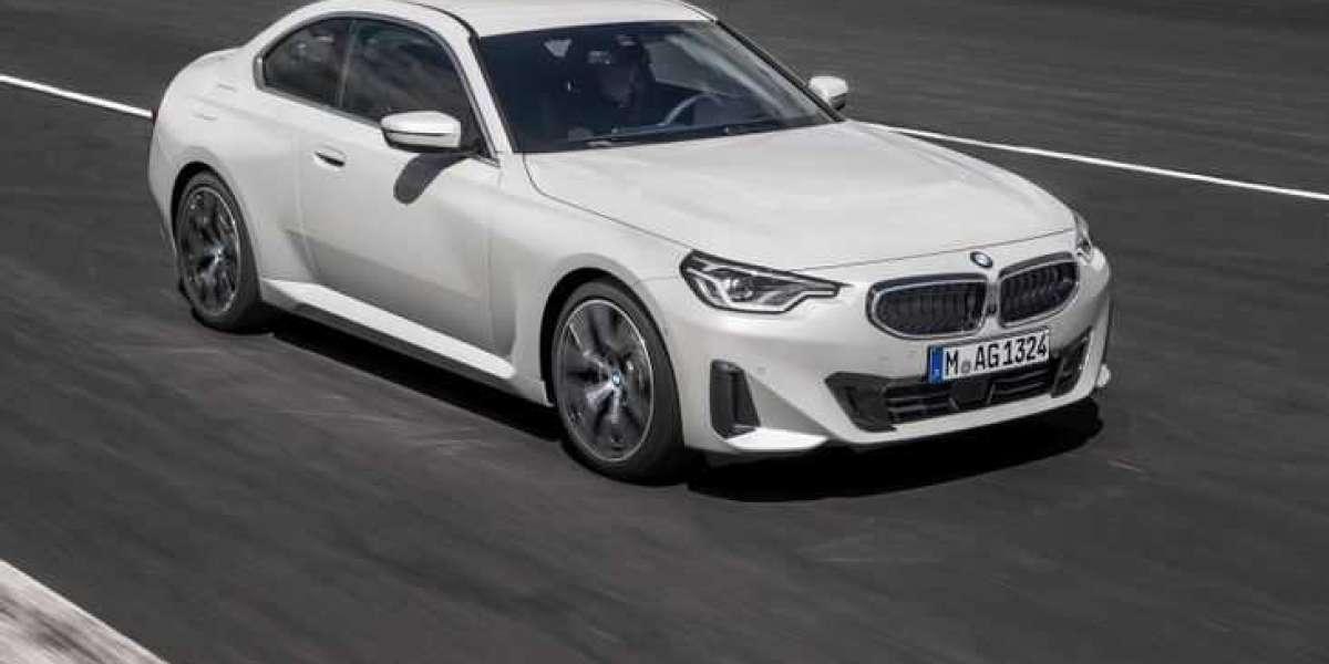 2022 BMW 2 Series leaked