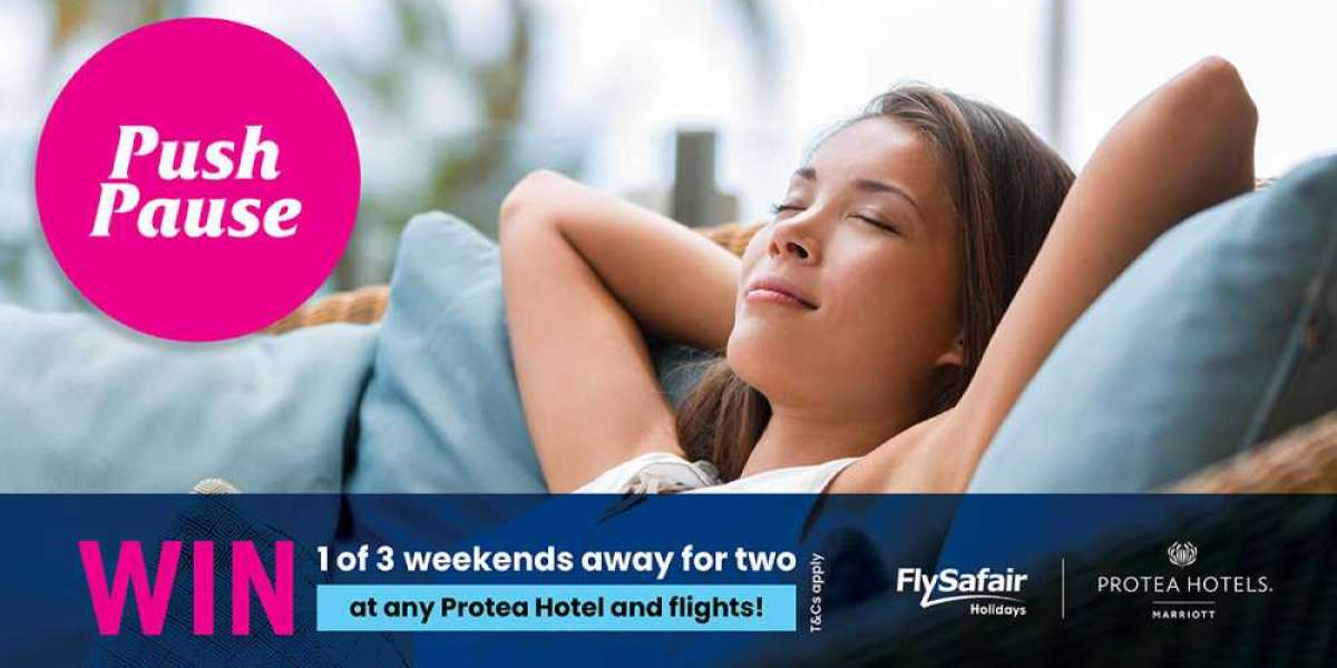 WIN 1 of 3 Weekends Away for Two with FlySafair Holidays & Protea Hotels!