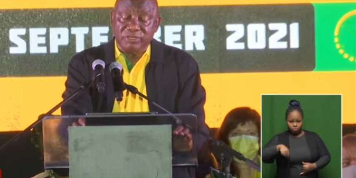 ANC launches local government election manifesto