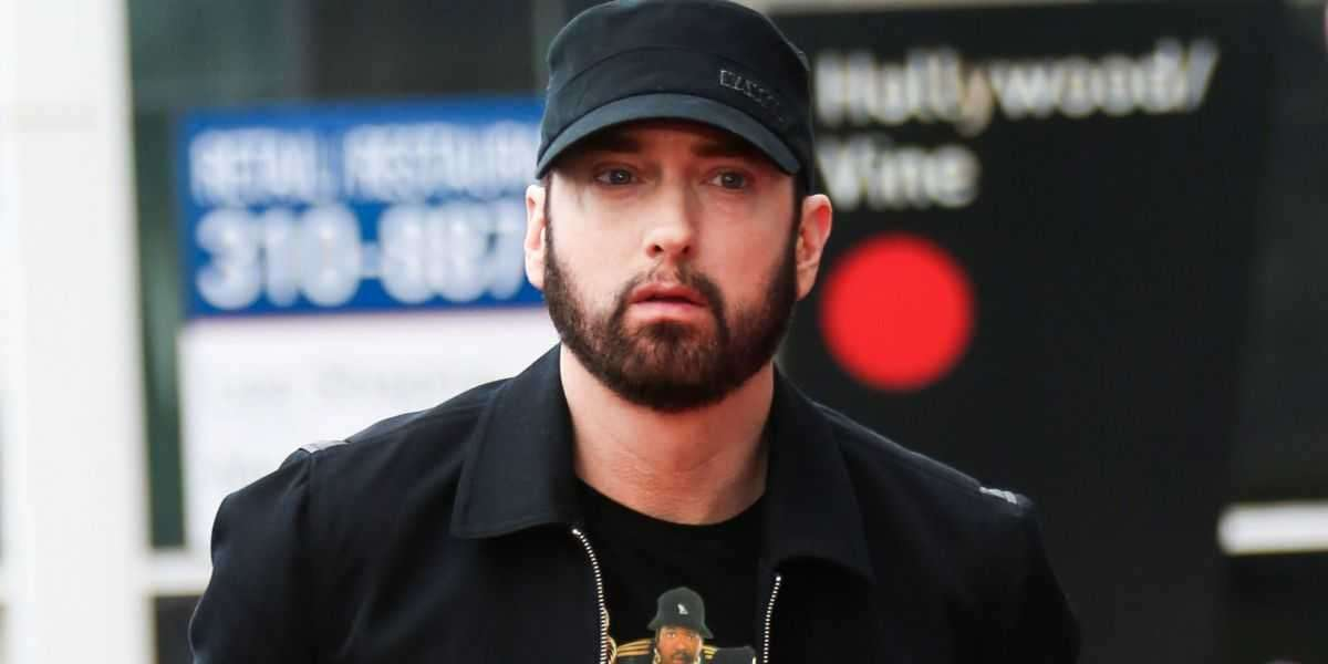 """Eminem Opens New Restaurant Based On Iconic Line From """"Lose Yourself"""""""