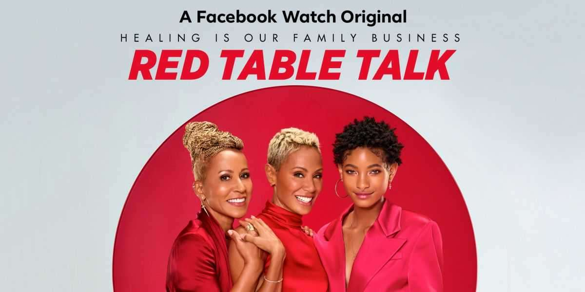 Red Table Talk Returns To Facebook Watch This September