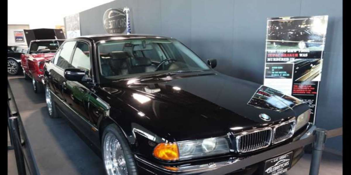 BMW Where Tupac Was Shot And Killed Is On Sale For R28.5 Million